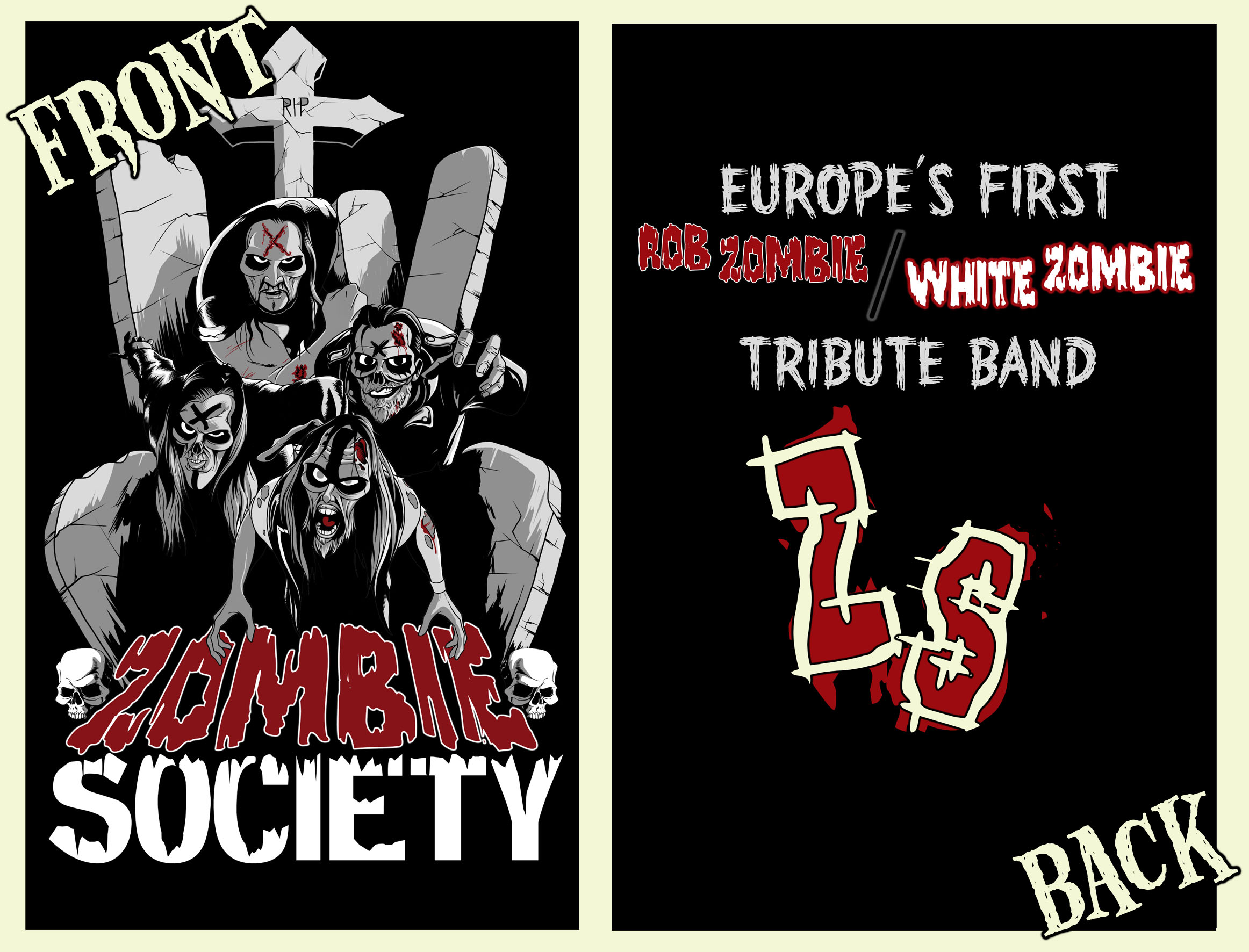 Zombie Society - Death after Death 3/3